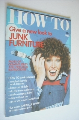 How To magazine (Issue 5 - 1974)