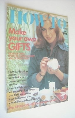 How To magazine (Issue 8 - 1974)