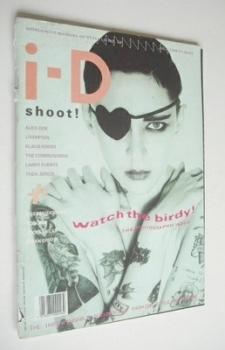 i-D magazine - Ann Scott cover (July 1986 - No 38)
