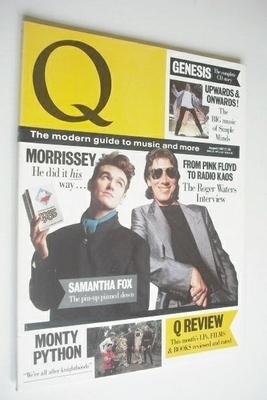 <!--1987-08-->Q magazine - August 1987