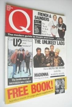Q magazine - April 1989