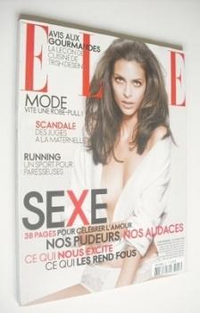 French Elle magazine - 9 October 2006 - Marianna Romanelli cover