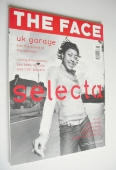 The Face magazine - Selecta cover (June 2000, Volume 3 No.41)