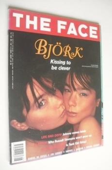 The Face magazine - Bjork cover (June 1995 - Volume 2 No. 81)