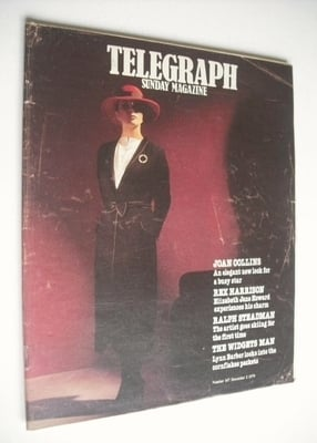 <!--1979-12-02-->The Sunday Telegraph magazine - Joan Collins cover (2 Dece