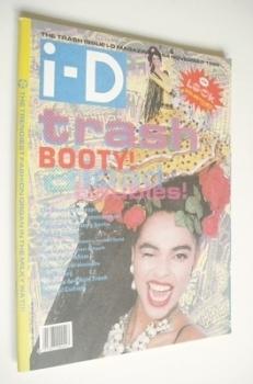 i-D magazine - Camilla cover (November 1988 - No 64)
