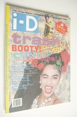 <!--1988-11-->i-D magazine - Camilla cover (November 1988 - No 64)