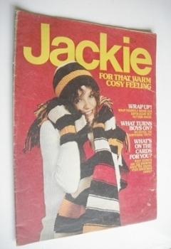 Jackie magazine - 14 December 1974 (Issue 571)