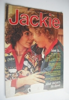 Jackie magazine - 21 September 1974 (Issue 559)