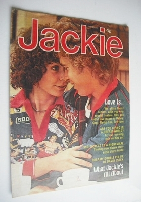 <!--1974-09-21-->Jackie magazine - 21 September 1974 (Issue 559)