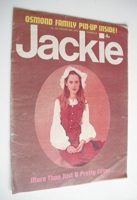 <!--1974-01-26-->Jackie magazine - 26 January 1974 (Issue 525)