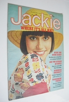 <!--1976-06-05-->Jackie magazine - 5 June 1976 (Issue 648)