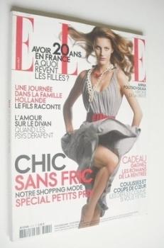 French Elle magazine - 16 October 2006 - Tia Karlsen cover