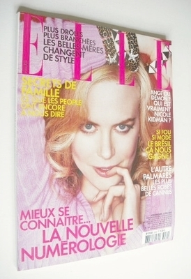 <!--2005-05-23-->French Elle magazine - 23 May 2005- Nicole Kidman cover