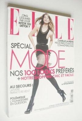 <!--2006-09-04-->French Elle magazine - 4 September 2006 - Doutzen Kroes co