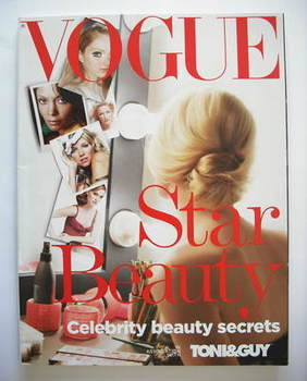 British Vogue supplement - Star Beauty (2006)