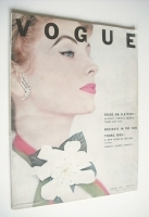 <!--1953-01-->British Vogue magazine - January 1953 (Vintage Issue)