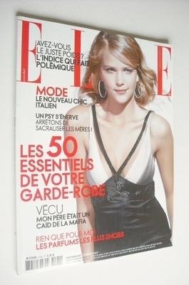 <!--2007-02-19-->French Elle magazine - 19 February 2007