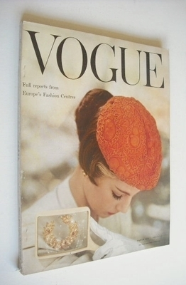 <!--1954-03-->British Vogue magazine - March 1954 (Vintage Issue)