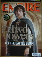 <!--2003-01-->Empire magazine - Elijah Wood Frodo Collector's cover (Januar