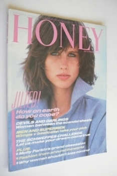 Honey magazine - September 1983