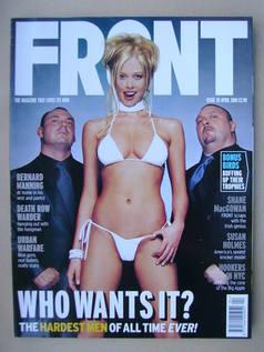 Front magazine - April 2001