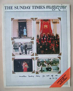 <!--1971-05-16-->The Sunday Times magazine - 16 May 1971