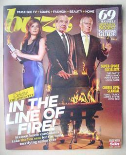 <!--2011-04-30-->Buzz magazine - Karren Brady, Alan Sugar and Nick Hewer co