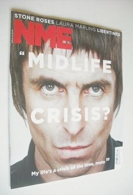 <!--2013-06-08-->NME magazine - Liam Gallagher cover (8 June 2013)
