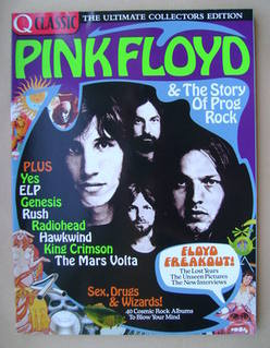 Q CLASSIC Magazine - Pink Floyd & The Story Of Prog Rock