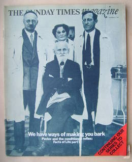 <!--1974-10-27-->The Sunday Times magazine - We Have Ways Of Making You Bar