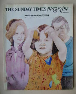 <!--1973-02-18-->The Sunday Times magazine - 18 February 1973