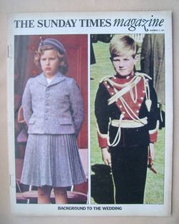 <!--1973-11-11-->The Sunday Times magazine - 11 November 1973