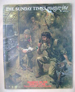 <!--1974-02-03-->The Sunday Times magazine - 3 February 1974