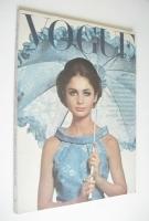 <!--1965-04-15-->British Vogue magazine - 15 April 1965 (Vintage Issue)