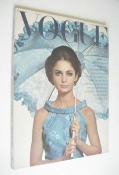 British Vogue magazine - 15 April 1965 (Vintage Issue)