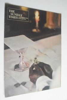 <!--1962-12-23-->The Sunday Times Colour section - The Christians Of Pattok