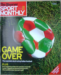 The Observer Sport Monthly magazine - May 2001