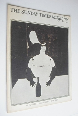 <!--1966-05-08-->The Sunday Times magazine - The Fat Woman cover (8 May 196