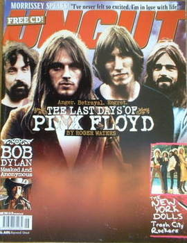 <!--2004-06-->Uncut magazine - Pink Floyd cover (June 2004)