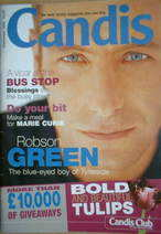 Candis magazine - September 2002 - Robson Green cover