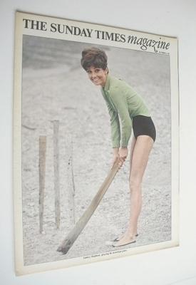 <!--1966-09-04-->The Sunday Times magazine - Audrey Hepburn cover (4 Septem