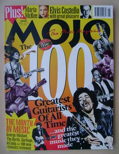 <!--1996-06-->MOJO magazine - June 1996 (Issue 31)