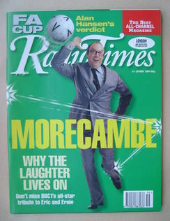 <!--1994-05-14-->Radio Times magazine - Eric Morecambe cover (14-20 May 199