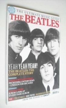 The Ultimate Music Guide magazine - The Beatles cover (Issue 1 - Spring 2013)