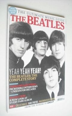 <!--2013-01-->Ultimate Music Guide magazine - The Beatles cover (Issue 1 -