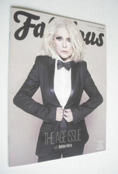 Fabulous magazine - Debbie Harry cover (2 June 2013)