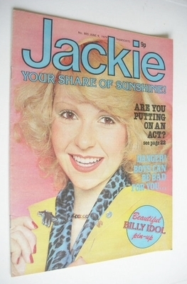 <!--1979-06-09-->Jackie magazine - 9 June 1979 (Issue 805)
