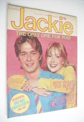 <!--1980-04-12-->Jackie magazine - 12 April 1980 (Issue 849)