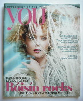 <!--2009-01-18-->You magazine - Roisin Murphy cover (18 January 2009)